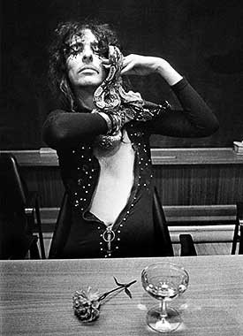 Alice Cooper by Barrie Wentzell