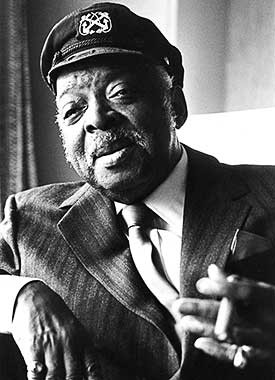 Count Basie by Christian Rose
