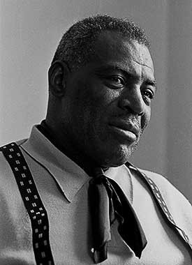 Howlin' Wolf by Barrie Wentzell