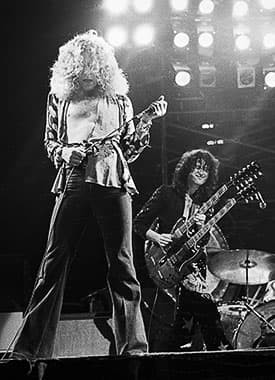 Led Zeppelin by Gijsbert Hanekroot