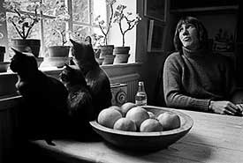 Roger Waters of Pink Floyd by Barrie Wentzell