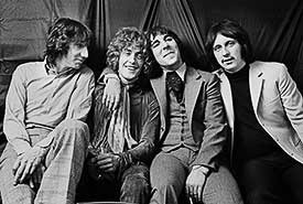 The Who by Barrie Wentzell