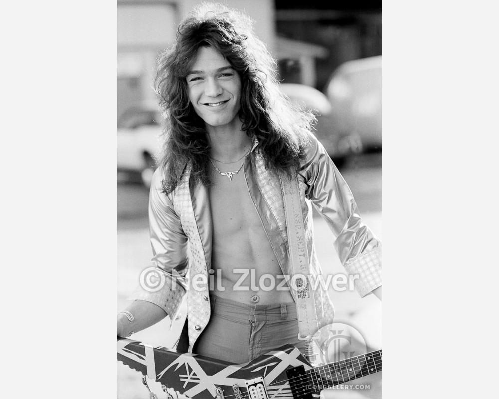 Van Halen By Neil Zlozower Fine Art Prints For Sale Icon Gallery