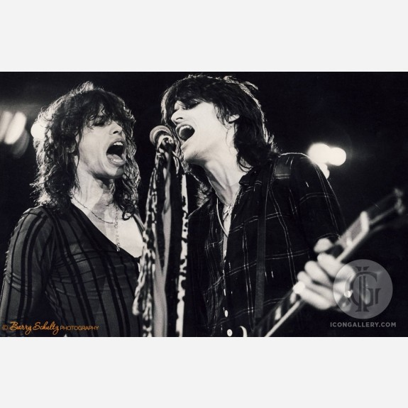 Aerosmith by Barry Schultz