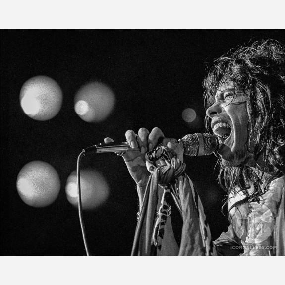 Steven Tyler of Aerosmith by PF Bentley