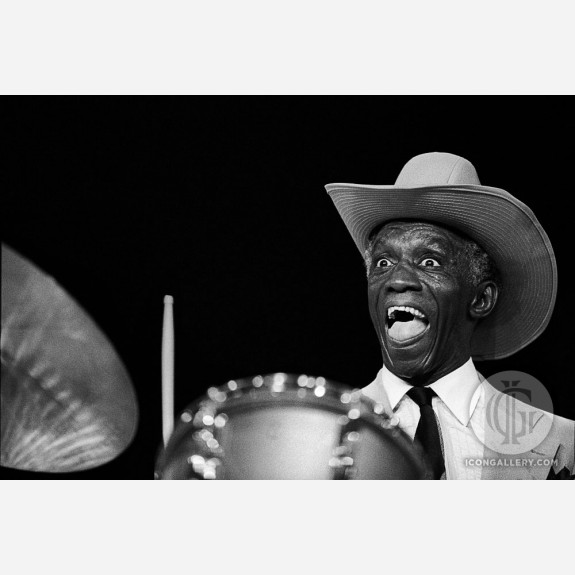 Art Blakey by Andy Freeberg