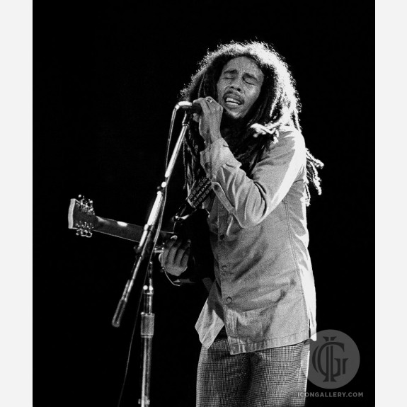 Bob Marley by Andy Freeberg