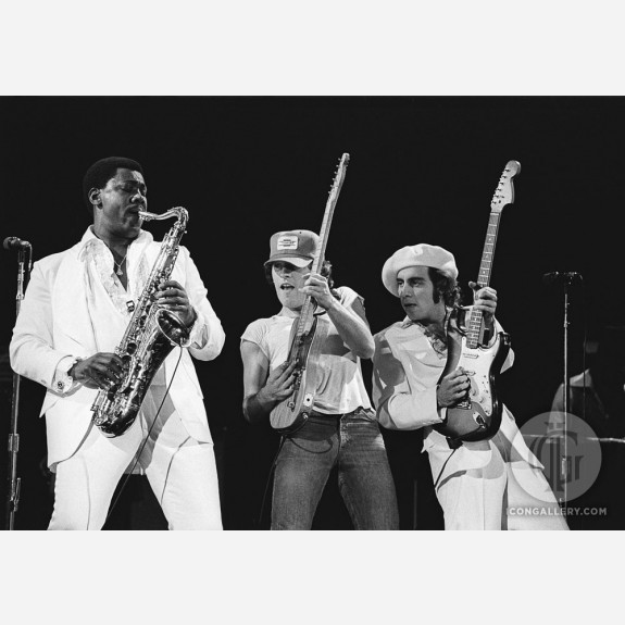 Bruce Springsteen by Allan Tannenbaum