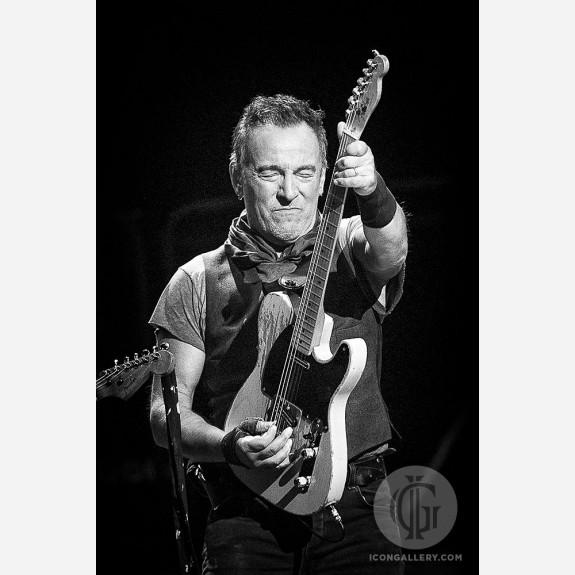 Bruce Springsteen by Jérôme Brunet
