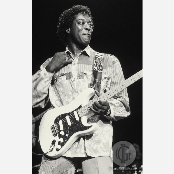 Buddy Guy by Ken Settle