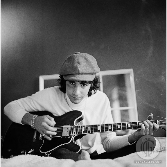 Cat Stevens by Gered Mankowitz