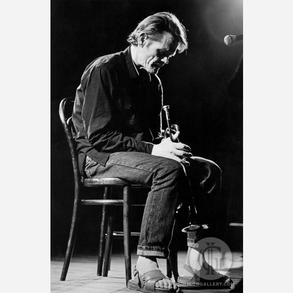 Chet Baker by Christian Rose