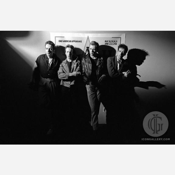 The Clash by Allan Tannenbaum