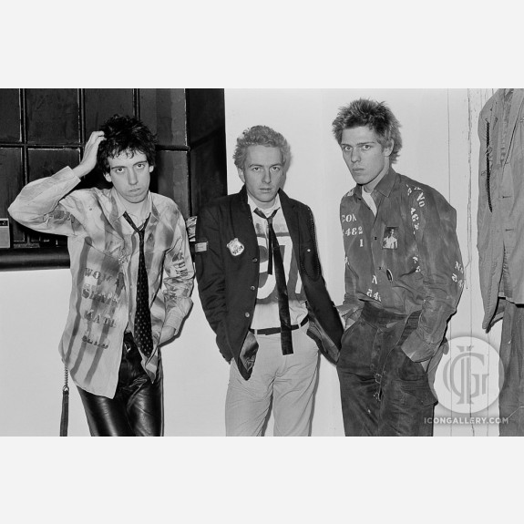 The Clash by Steve Emberton