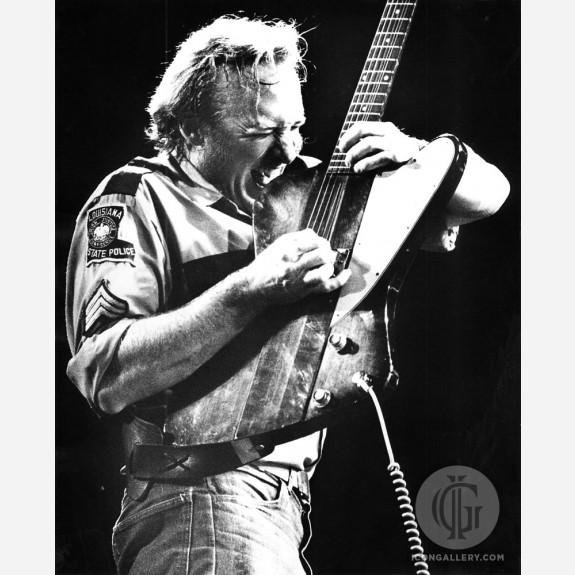 Stephen Stills of Crosby, Stills, Nash & Young by Gijsbert Hanekroot