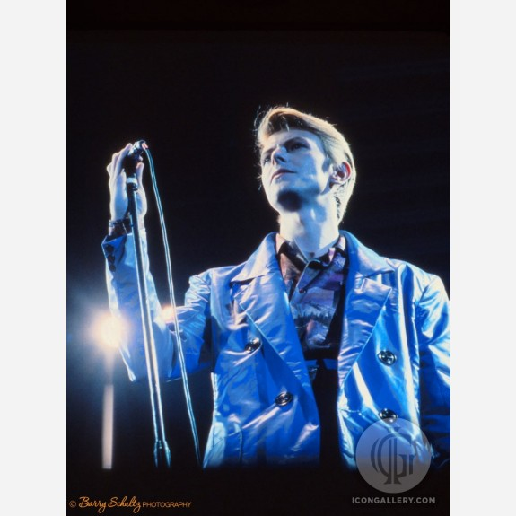 David Bowie by Barry Schultz