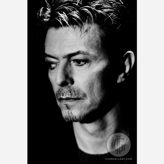 David Bowie by Kevin Cummins