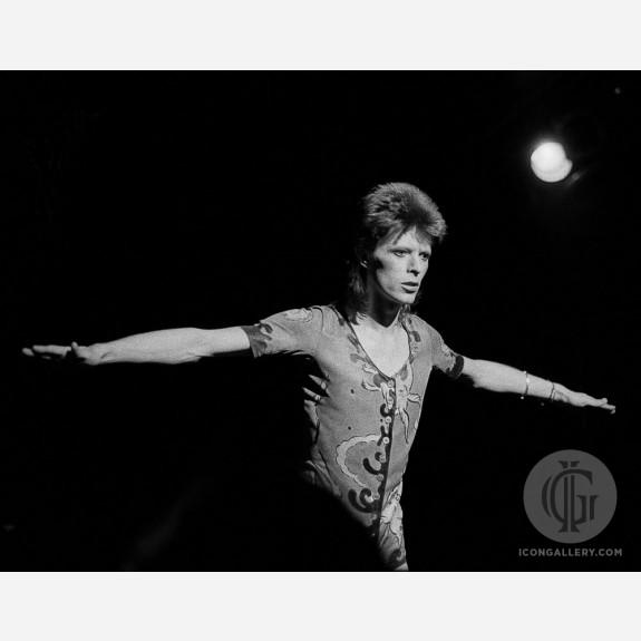 David Bowie by Kevin Cummins