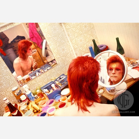 David Bowie by Mick Rock