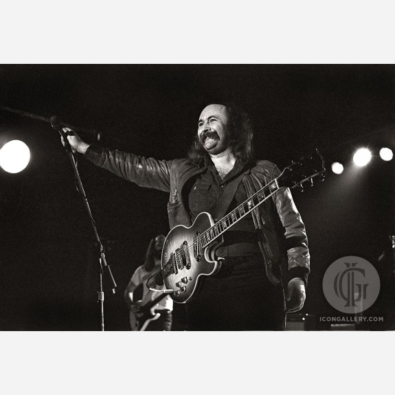 David Crosby by Al Rendon