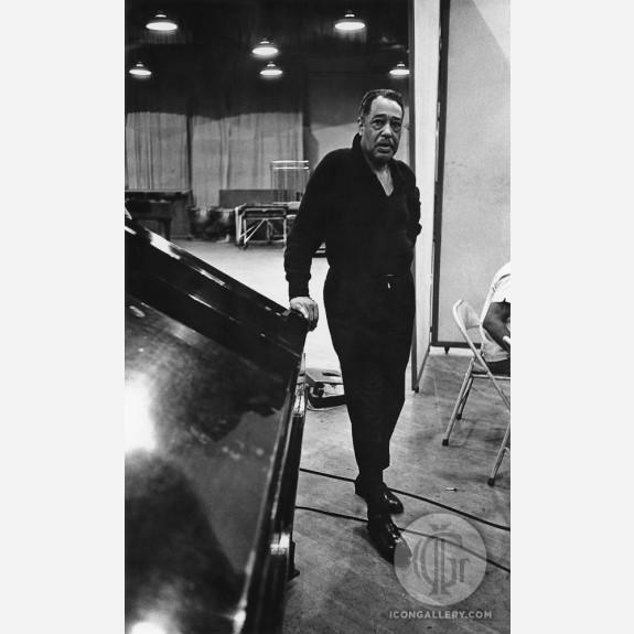 Duke Ellington by Herb Snitzer