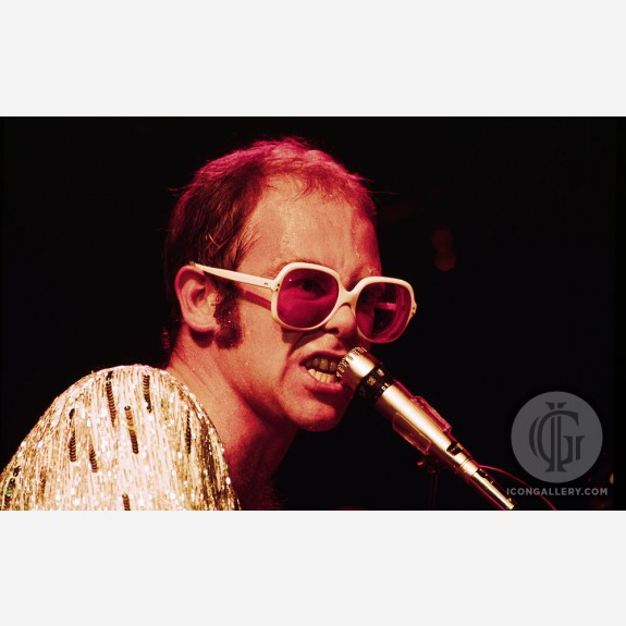 Elton John by James Fortune