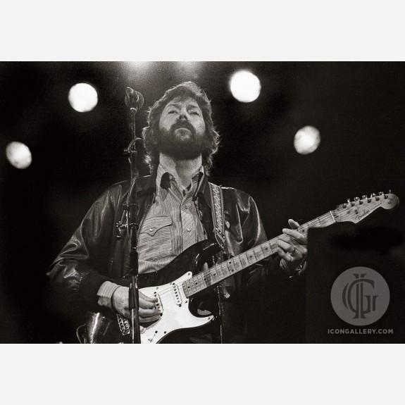 Eric Clapton by Al Rendon