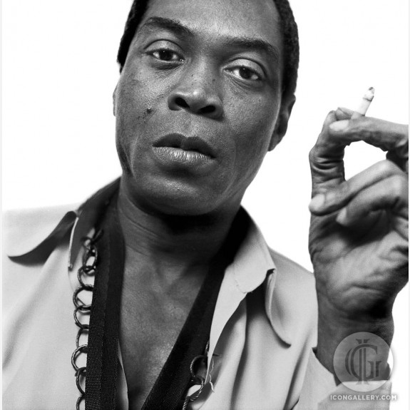 Fela Kuti by Rick McGinnis