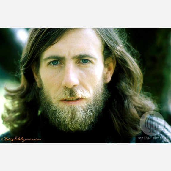Graham Nash of Crosby, Stills, Nash & Young by Barry Schultz