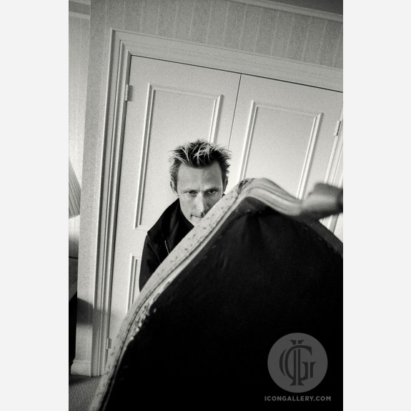 Mike Dirnt of Green Day by Rick McGinnis