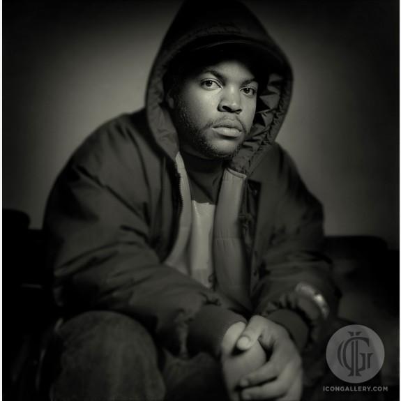 Ice Cube by Rick McGinnis