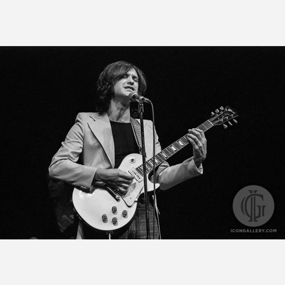 Dave Davies of the Kinks by Steve Emberton