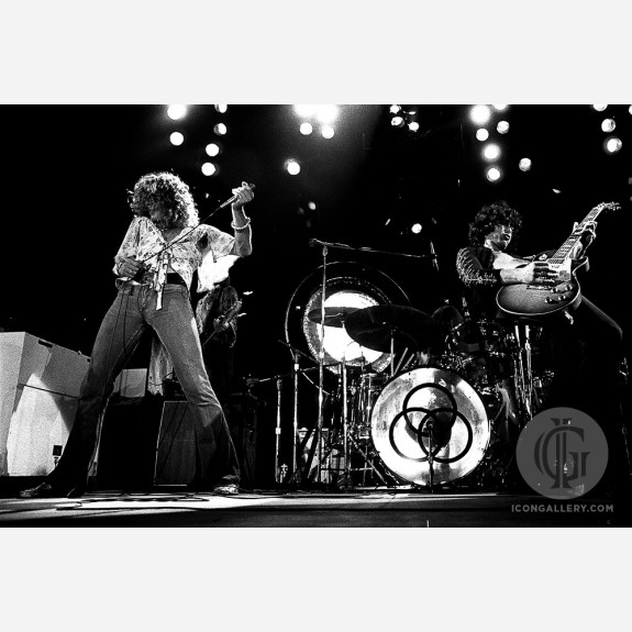Led Zeppelin by James Fortune