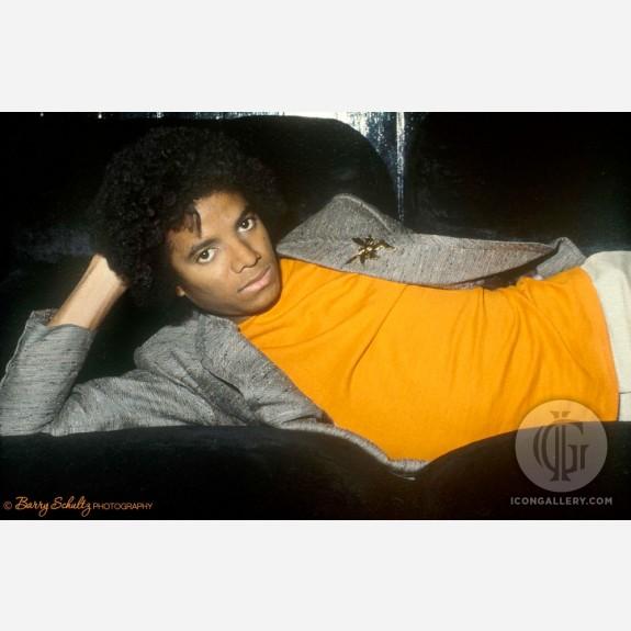 Michael Jackson by Barry Schultz