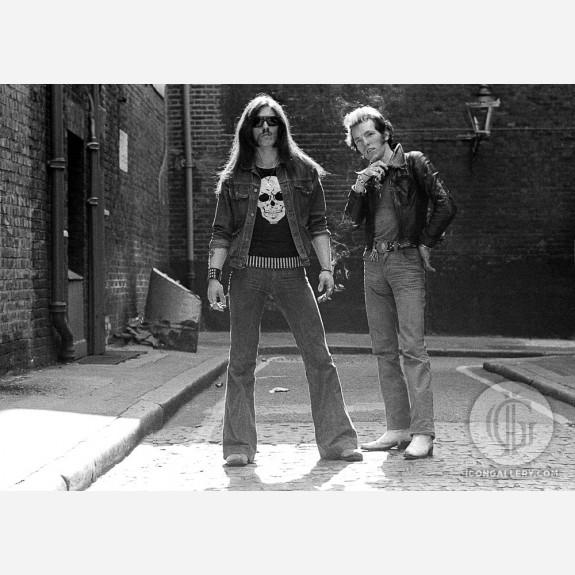 Motörhead by Ian Dickson