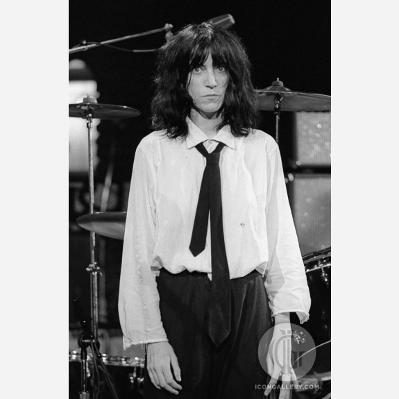 Patti Smith by Allan Tannenbaum