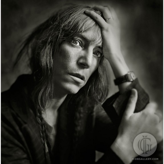Patti Smith by Rick McGinnis