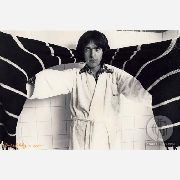 Peter Gabriel by Barry Schultz