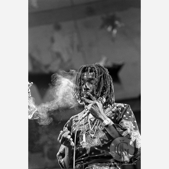 Peter Tosh by Ebet Roberts