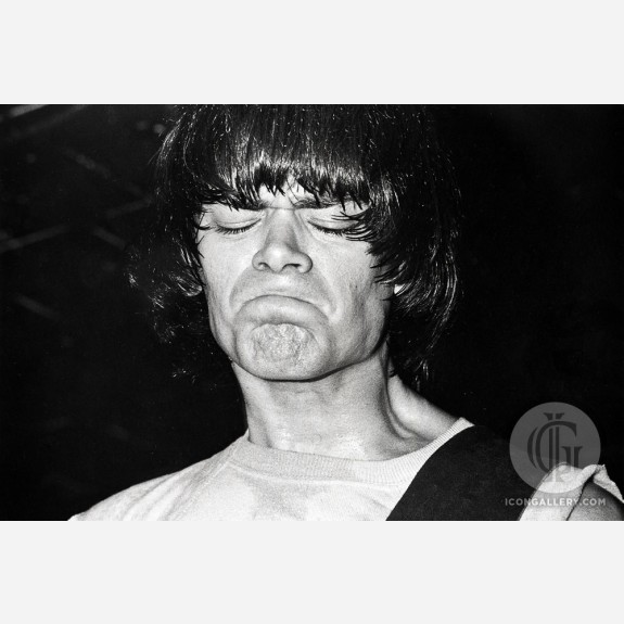 Dee Dee Ramone of the Ramones by Mitchell Kearney
