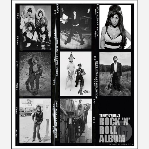 <em>Rock 'n' Roll Album</em> by Terry O'Neill