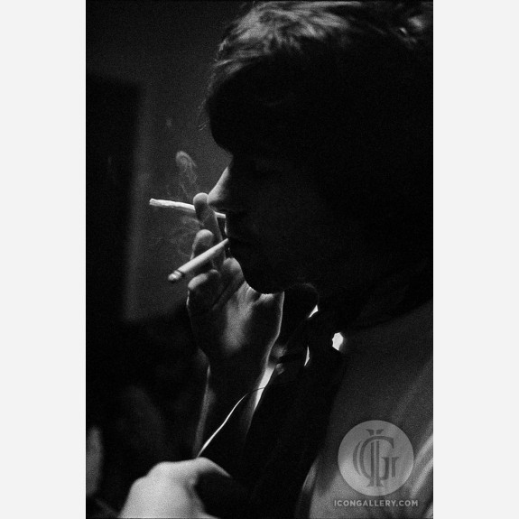 Keith Richards of the Rolling Stones by Gered Mankowitz