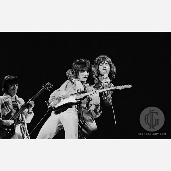 The Rolling Stones by Steve Emberton