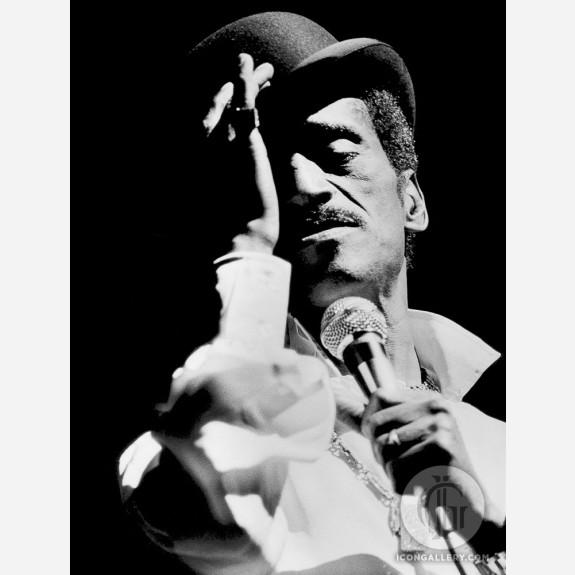 Sammy Davis Jr. by Christian Rose
