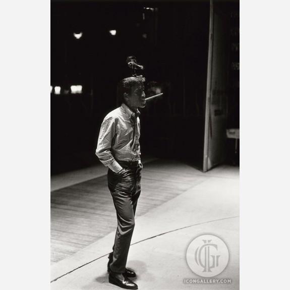 Sammy Davis Jr. by Terry O'Neill