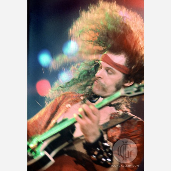 Ted Nugent by Al Rendon