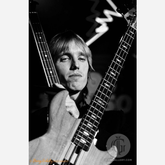 Tom Petty by Barry Schultz