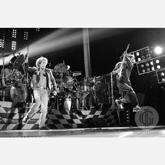 The Who by Ebet Roberts