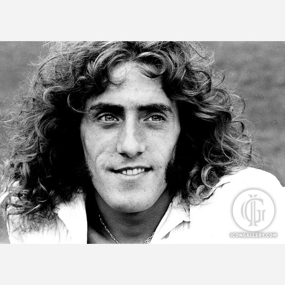 Roger Daltrey of the Who by Gijsbert Hanekroot