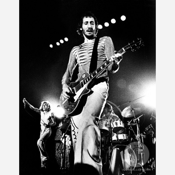The Who by Gijsbert Hanekroot